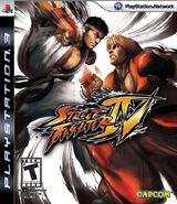 Street Fighter IV (PS3 - América del norte)