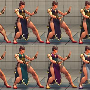 Alternate Costumes Street Fighter Iv Series Street Fighter Wiki