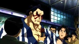 Street Fighter IV E. Honda Ending (eng)