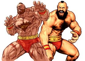 CVS Zangief
