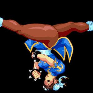 Spinning Bird Kick Street Fighter Wiki Fandom