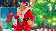 SFV Ken's Christmas Costume