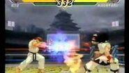 Capcom vs SNK 2 Millionaire Fighting - Dreamcast commercial