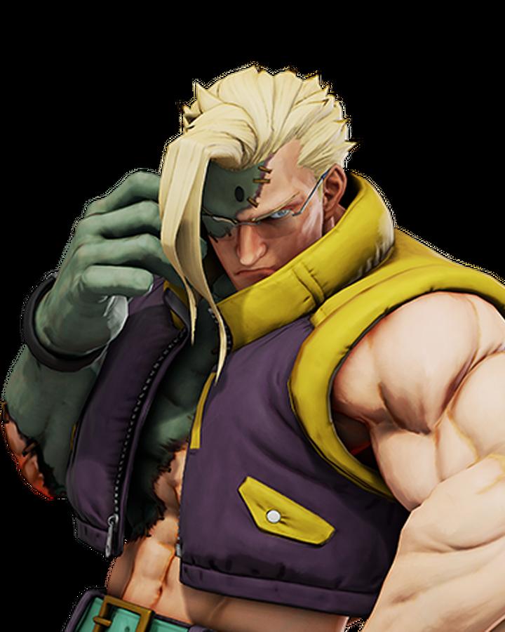 Charlie Nash Street Fighter Wiki Fandom