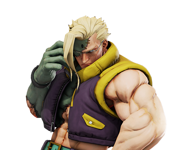 Charlie Nash Street Fighter Wiki Fandom Powered By Wikia