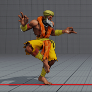 SF5DhalsimStory