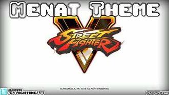 STREET FIGHTER V Menat Theme (long version)