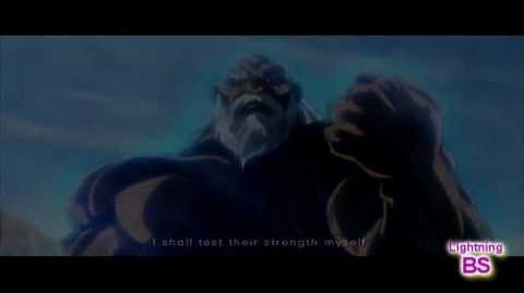Super Street Fighter IV Stories - Gouken
