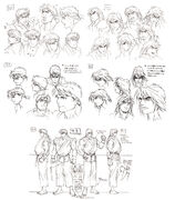 SFII Movie-Ryu & Ken concept