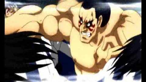 Street Fighter IV - E.Honda Prologue Ending Movies