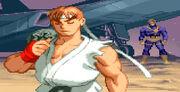 X-Men vs SF-Ryu-Ending-2