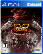 SFV AE PS4 Box NA