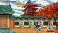 Street Fighter Screenshot