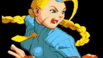 X-Men Vs Street Fighter-Theme of Cammy