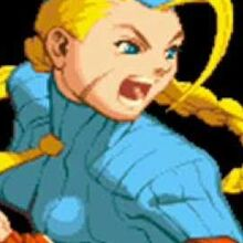 Cammy Street Fighter Wiki Fandom