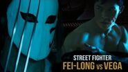 Fei-Long vs Vega Enter The Dragon (Street Fighter Fan Film)