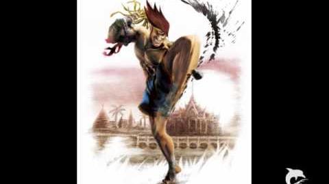 Adon's Theme (Super Street Fighter IV)
