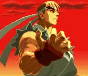 SFA-Ryu Ending-2