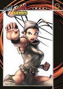 Street Fighter Legends - Ibuki UDON comic - cover