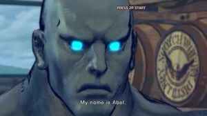 Street Fighter IV - Seth's Rival Cutscene English Ver