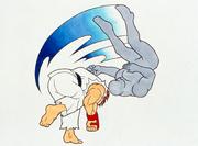SFA-Ryu sprite concept-throw