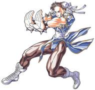 Chun-Li (SF2T)