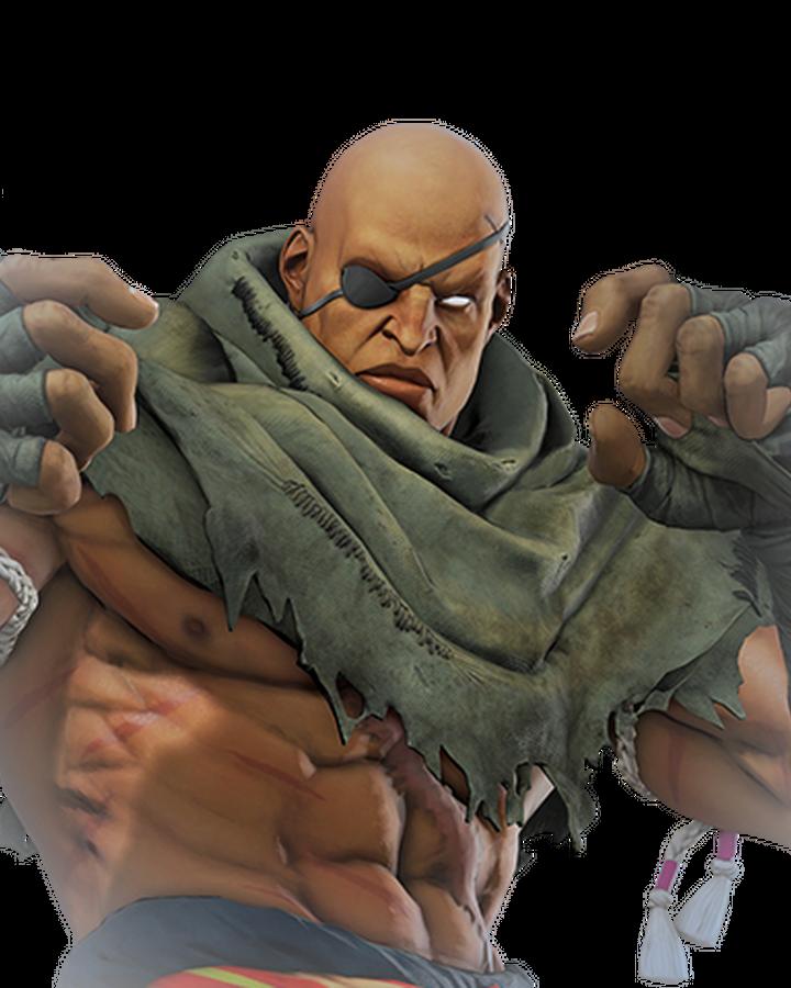 Sagat Street Fighter Wiki Fandom