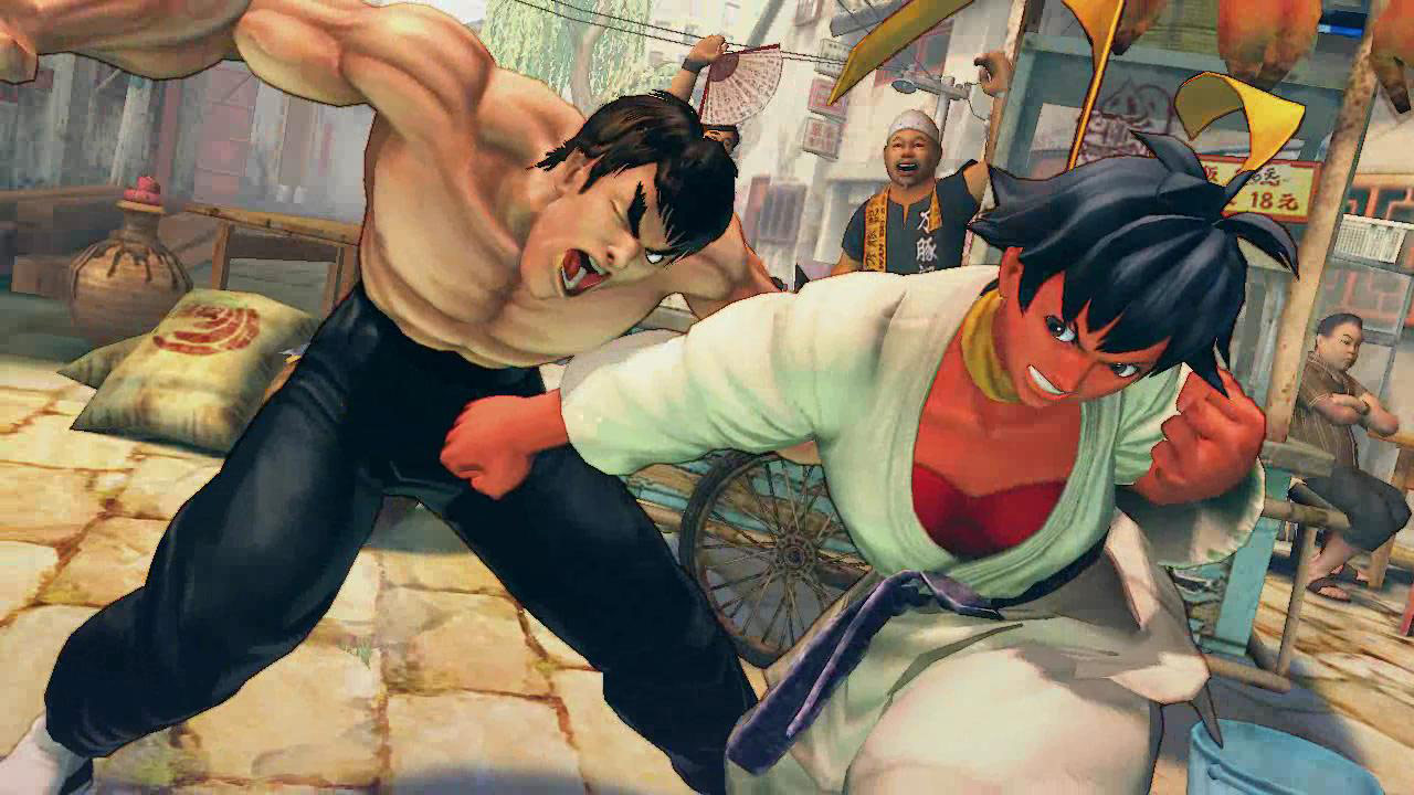 Seichusen Godanzuki Street Fighter Wiki Fandom
