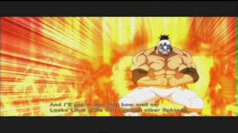 Street Fighter 4 - El Fuerte's Prologue & Epilogue