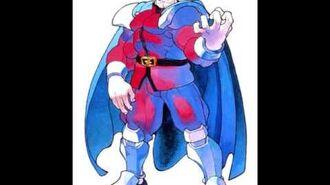 Street Fighter Alpha Warriors' Dreams-M.Bison Stage