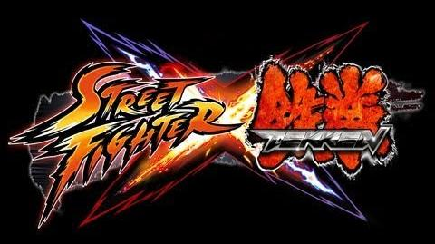 Street Fighter X Tekken SDCC 2011 Gameplay Trailer