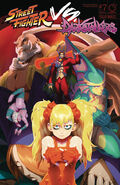 Street Fighter vs Darkstalkers 07
