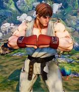 SFV Ryu Story Mode-Classic Costume