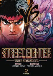 Street Fighter The Novel Where Strength Lies