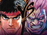 Street Fighter: The Novel Where Strength Lies