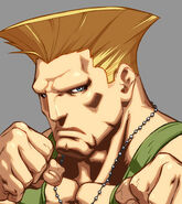 Character Select Guile by UdonCrew