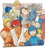 Capcom Design Works Early Days