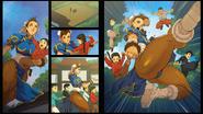SFV Chun-Li SFIII Ending