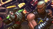 Street Fighter X Tekken - Vega(Claw) & Balrog(Boxer)'s Rival Cutscene English Ver