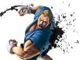 Super Street Fighter IV/Oficjalne Arty
