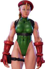 Cammy modern SF5