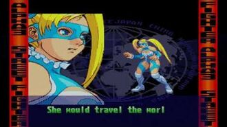 R Mika SFA3 Character Introduction