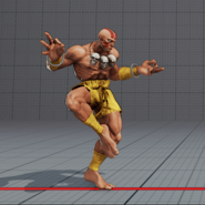 SF5DhalsimClassic