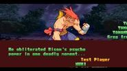 Street Fighter Alpha 3 - Adon Ending