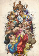 Street fighter iii 3rd strike by toshiharu-d3l6691
