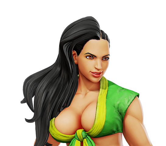 Laura  do ストリートファイター Sutorīto Faitā  (Street Fighter)