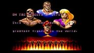 Street Fighter II' Balrog Ending
