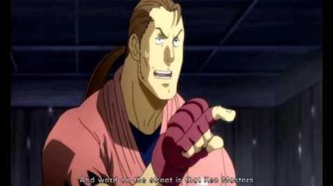 Street Fighter IV - Sakura Prologue Ending Movies