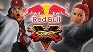 All NEW RedBull COSTUMES - Street Fighter V