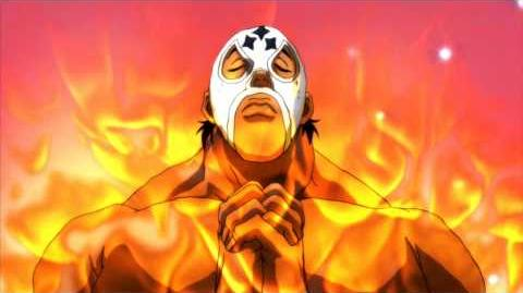 Street Fighter 4 El Fuerte's Ending